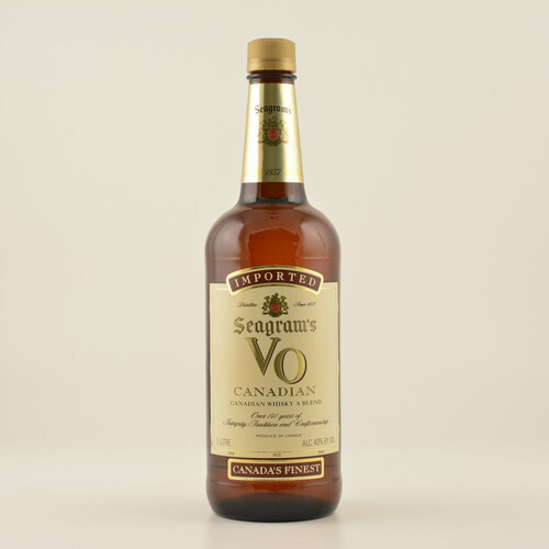 Seagrams VO Canadian Whisky 1,0l
