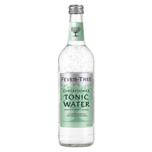 Fever Tree Elderflower Tonic Water 12er Pack 12x0,2l (kein Alkohol)