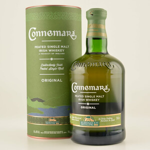 Connemara Peated Irish Whiskey 40% 0,7l
