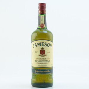 Jameson Irish Whiskey 40% 1,0l
