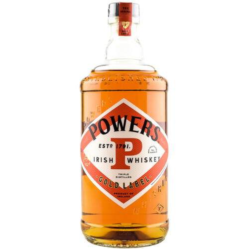 Powers Gold Label Irish Whiskey 43,2% 0,7l