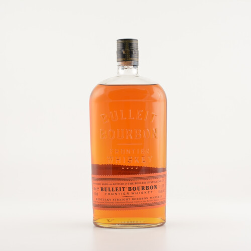 Bulleit Bourbon Frontier Whiskey 45% 1,0l