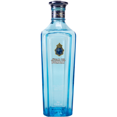 Bombay Sapphire Star of Bombay Gin 47,5% 1,0l