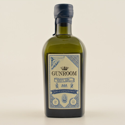 Gunroom Navy Gin 57% 0,5l