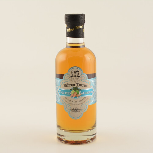 Bitter Truth Golden Falernum Rumlikör 18% 0,5l