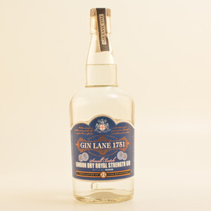 Gin Lane 1751 London Dry Royal Strenght Gin 47% 0,7l