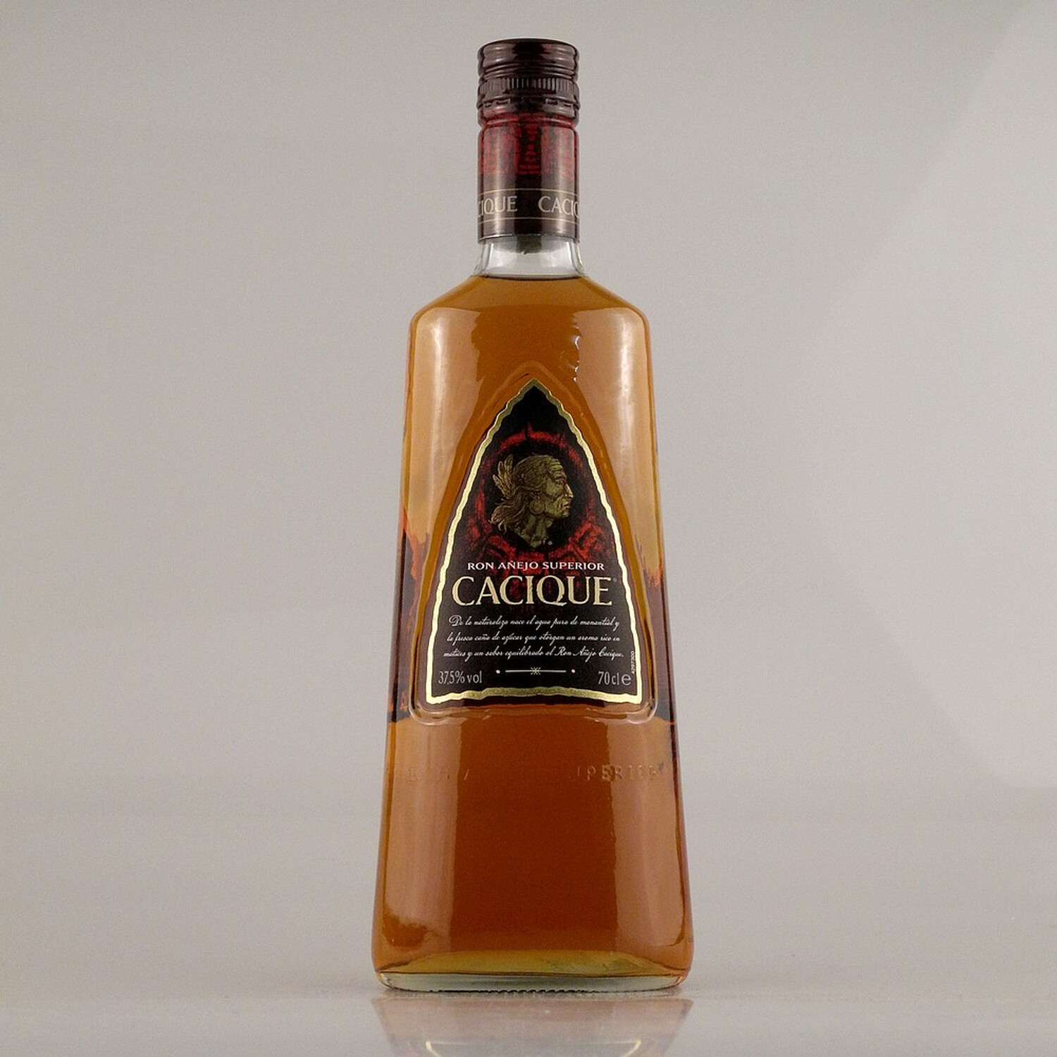 Cacique Ron Anejo Superior 37,5% 0,7l