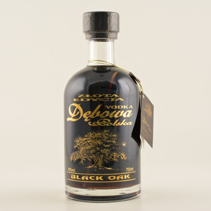 Debowa Vodka Black Oak 40% 0,7l