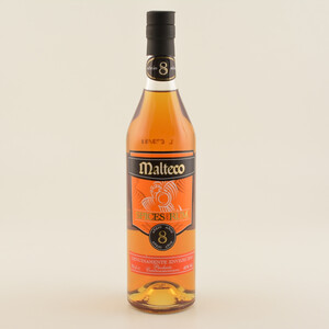 Ron Malteco Spices (Rum-Basis) 8 Jahre 40% 0,7l