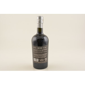 Secret Treasures Captain's Navy Quality 1628 Rum 40% 0,5l