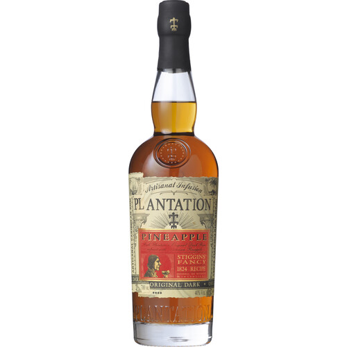 Plantation Rum Pineapple Stiggins Fancy 40% 0,7l