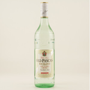 Old Pascas Ron Blanco White Rum 37,5% 1,0l