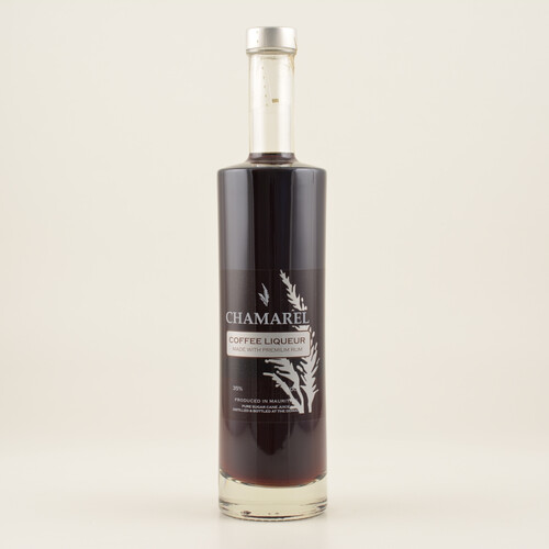 Chamarel Coffee Rum-Liqueur 35% 0,5l