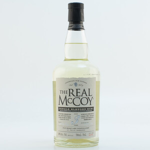 The Real McCoy Rum 3 Jahre 40% 0,7l
