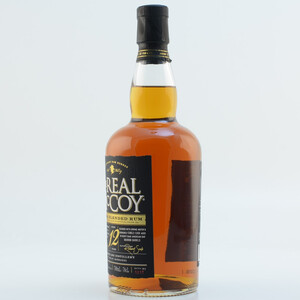 The Real McCoy Rum 12 Jahre 40% 0,7l