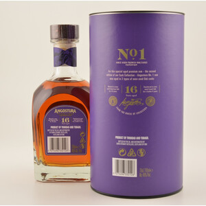 Angostura 16 Jahre Cask Collection No.1 Rum 40% 0,7l