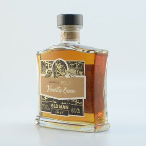 """Rum Project Four"" (Vanilla Cane) by Spirits of Old Man 40% 0,7l"