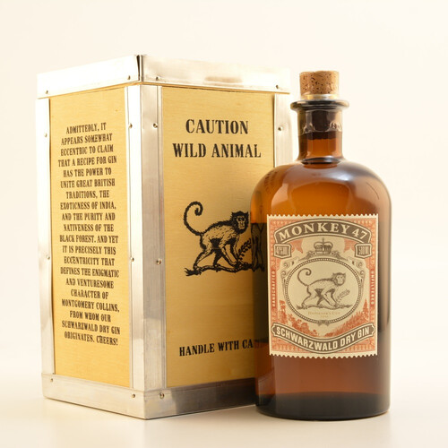 Monkey 47 Distillers Cut 2017 47% 0,5l
