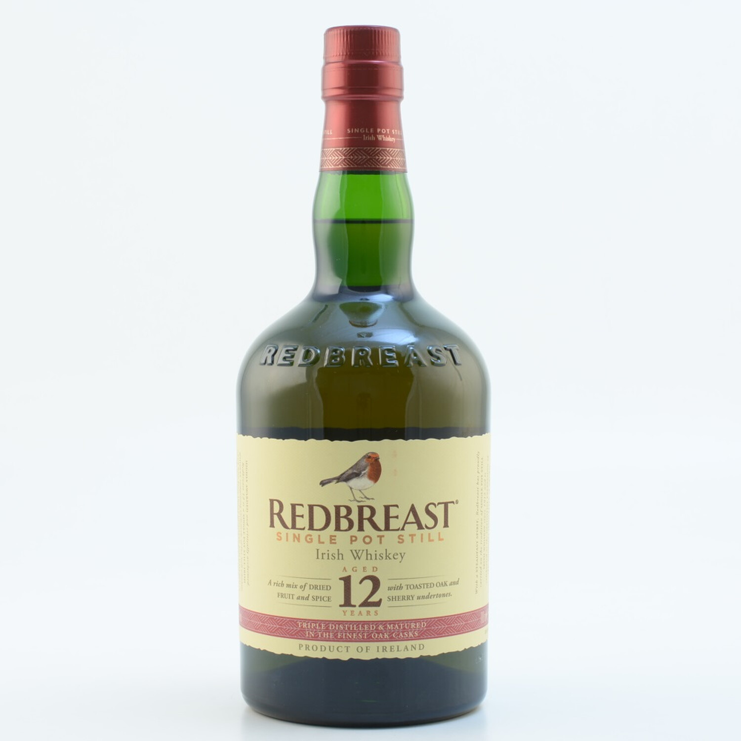 Redbreast 12 Years Old Pot Still Single Malt 40...