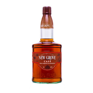 New Grove Cafe Liqueur of Mauritius (Rum) 26% 0,7l
