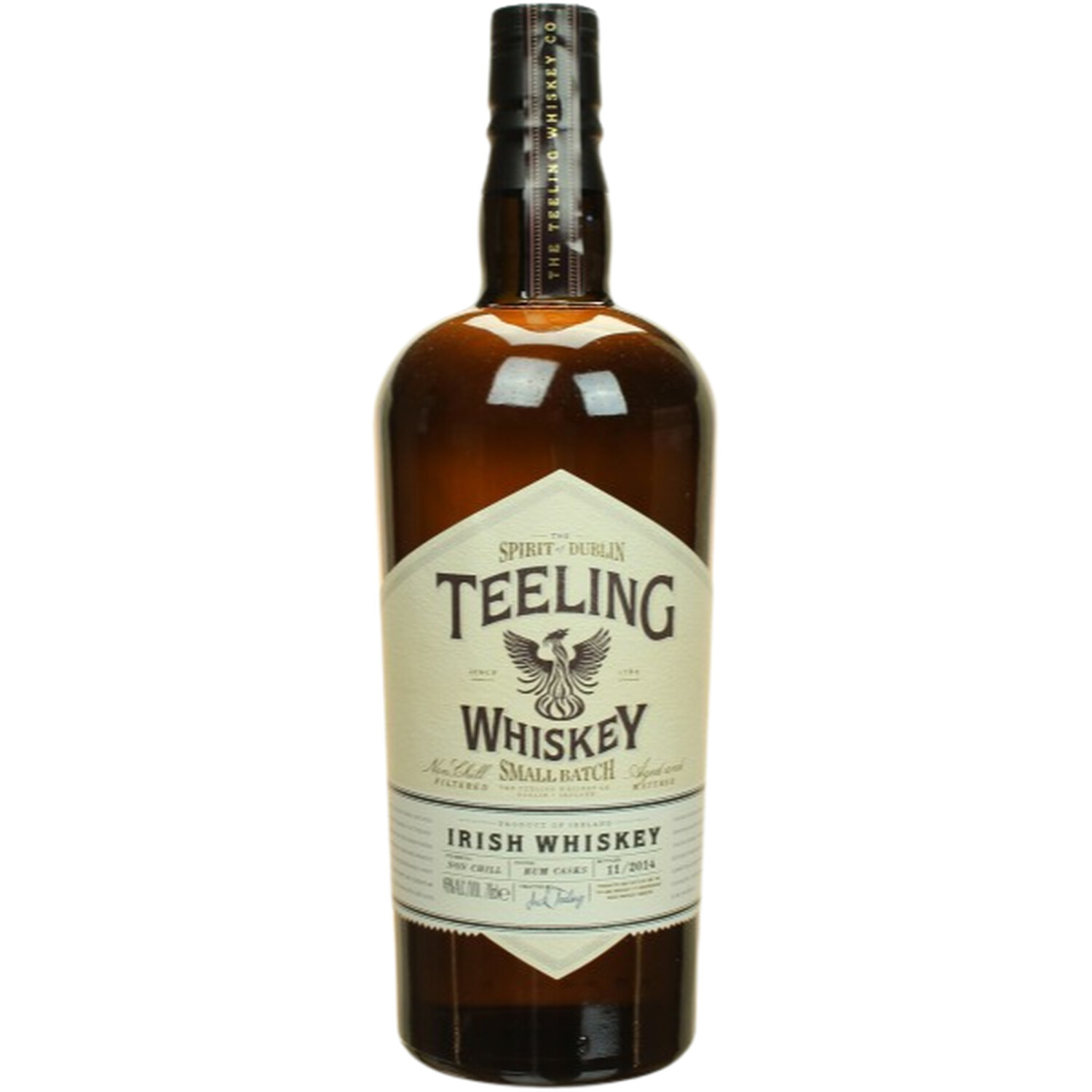Teeling Small Batch Whiskey Geschenkset 46% 0,7l (49,86 € pro 1 l)
