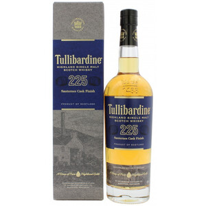 Tullibardine Sauternes Finish Highland Single Malt Scotch Whisky 43% 0,7l