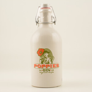Poppies Gin 40% 0,5l