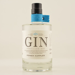 Feiner Kappler Destilled Dry Gin 44% 0,5l