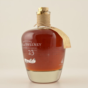 Kirk and Sweeney 23 Years Dominican Rum 40% 0,7l
