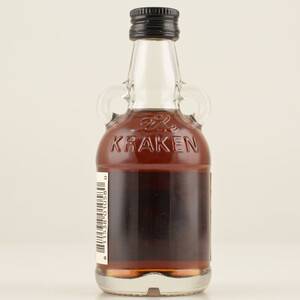 Kraken Black Spiced Mini (Rum-Basis) 47% 0,05l