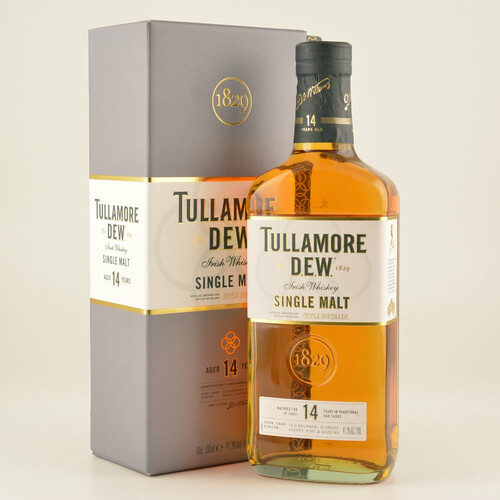 Tullamore Dew 14 Jahre Irish Whiskey 41,3% 0,7l