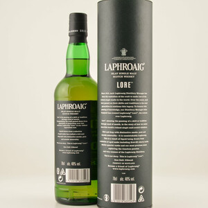 "Laphroaig ""Lore"" The Richest of The Rich Islay Whisky 48% 0,7l"