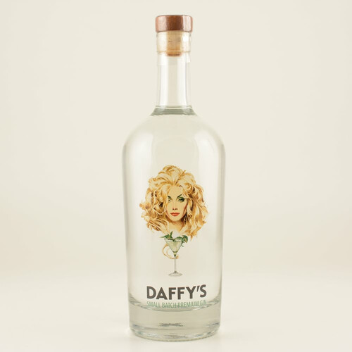 Daffy´s Small Batch Premium Gin 43,4% 0,7l