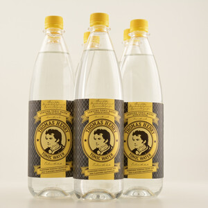 Thomas Henry Tonic Water 6x1 Liter Pet Flasche (kein Alkohol)