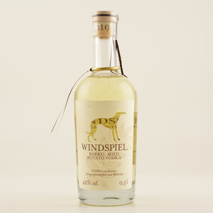 Windspiel Barrel Aged Premium Kartoffel Vodka 42% 0,5l