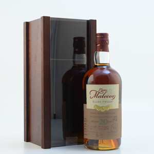 Malecon 20 Jahre Rare Proof Rum 48,4% 0,7 + Malecon Rum Reserva Set 40% 5x0,05l