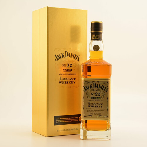 Jack Daniels No. 27 Gold Whiskey 40% 0,7l