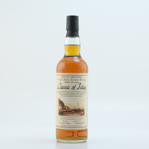 Classic of Islay Whisky 57,3% 0,7l