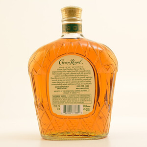 Crown Royal Northern Harvest Rye Whisky 45% 1,0l