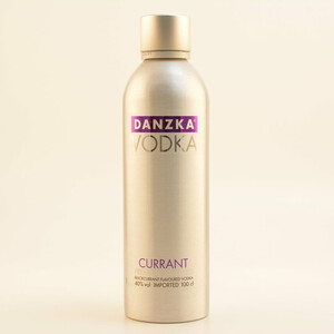 Danzka Vodka Currant 40% 1,0l