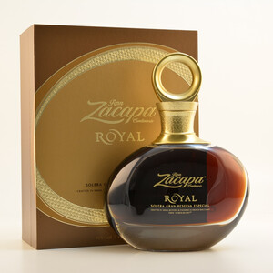 Ron Zacapa Royal + 4 Tumbler 45% 0,7l