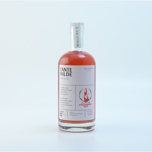 Tante Hilde Strawberry Rum 35% 0,5l