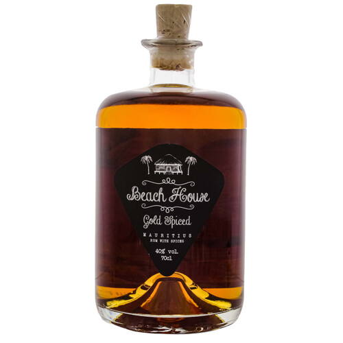 Beach House Spiced Rum 40% 0,7l