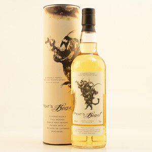 Peat's Beast Single Malt Whisky 46% 0,7l
