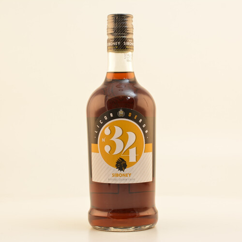 Ron Siboney 34 Licor de Ron 34% 0,7l