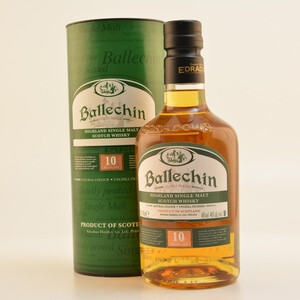Edradour Ballechin 10 Jahre Single Malt Whisky 46% 0,7l