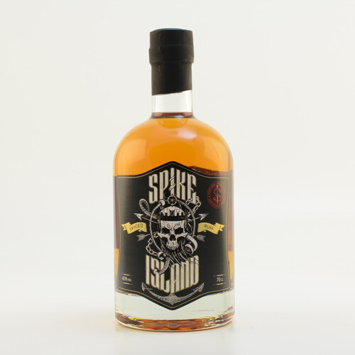 Spike Irish Island Spiced (Rum-Basis) 40% 0,7l