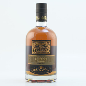 Rum Nation Reunion 7 Jahre Limited Edition Release 2016 42% 0,7l