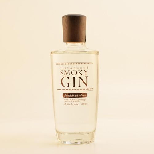 Flavorwood Smoky Gin 42,5% 0,7l