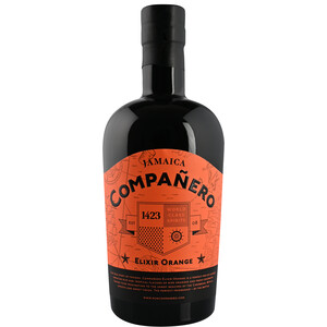 Companero Ron Elixir Orange 40% 0,7l